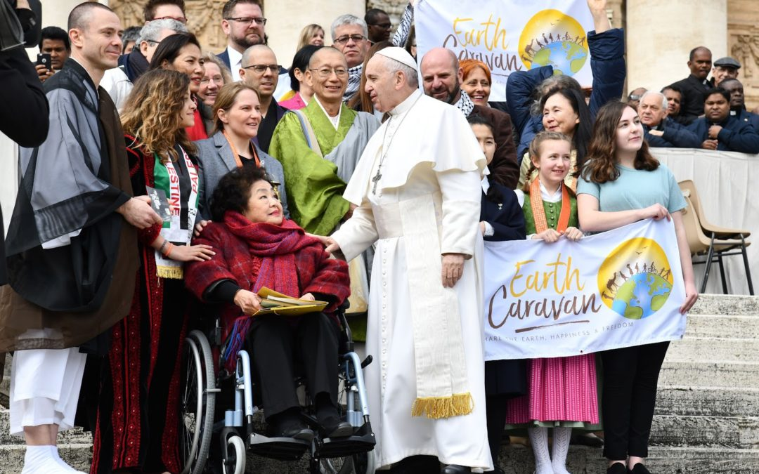 Prayer for Peace with Pope Francis