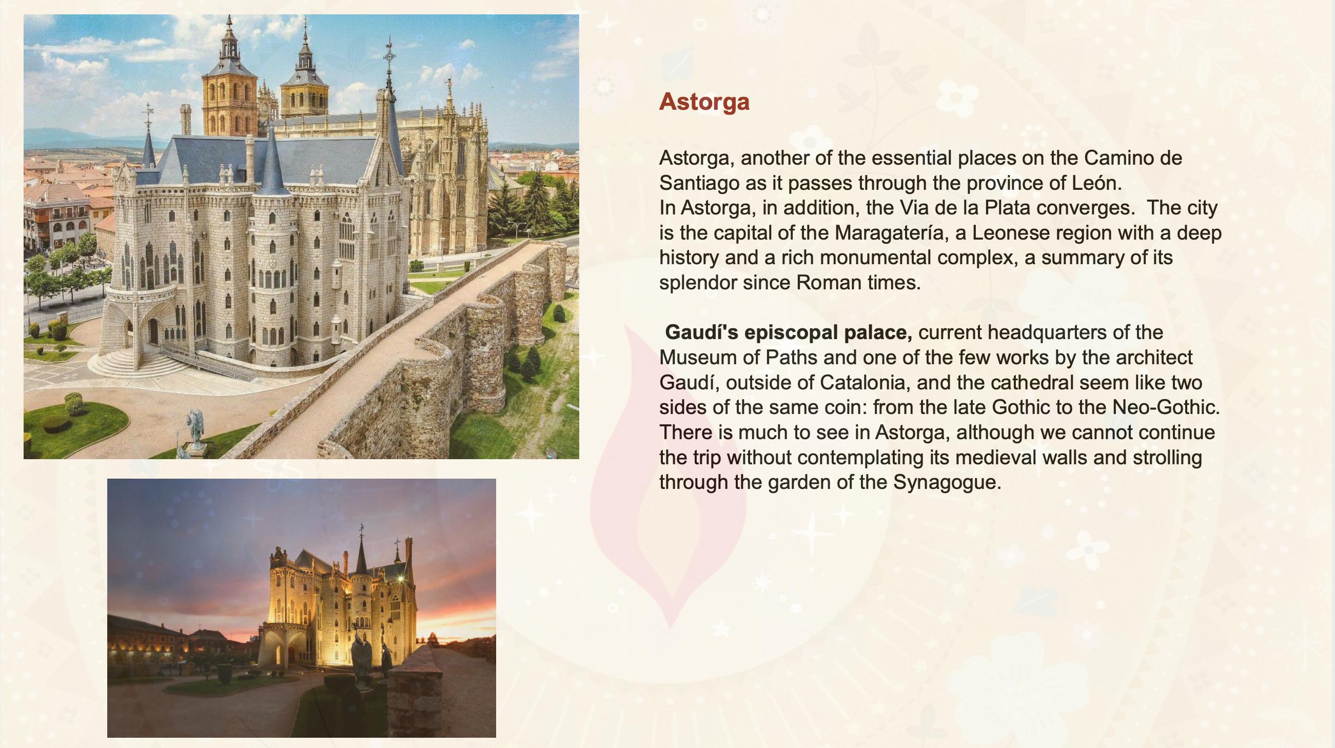 Pilgrimage Lourdes to Santiago 2021 8