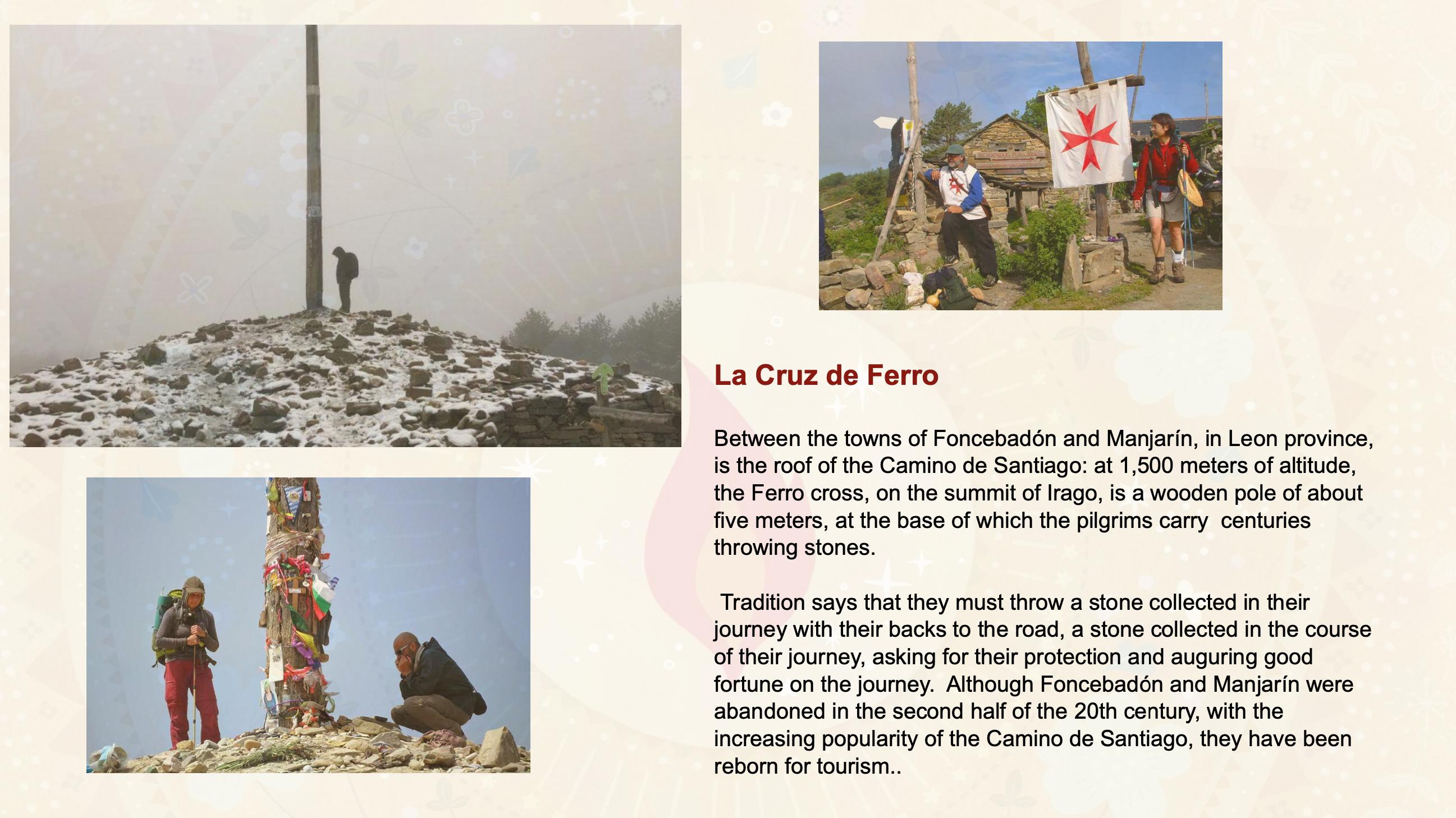 Pilgrimage Lourdes to Santiago 2021 9